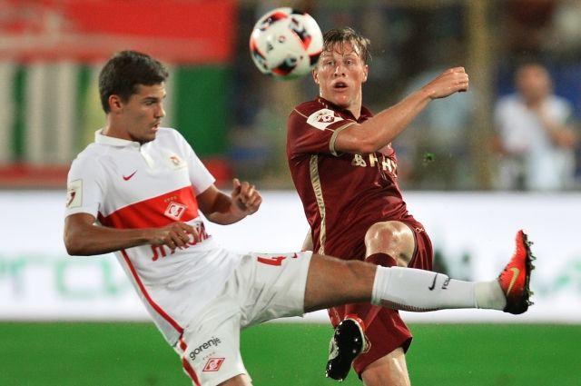 «Спартак» сыграл вничью с«Рубином» и прошляпил шанс единолично возглавить РФПЛ