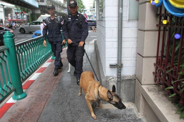 Вюжной части Таиланда прогремели новые взрывы