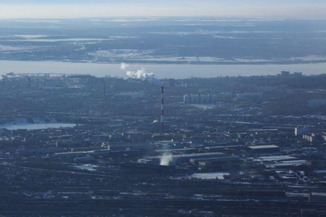 10:15 0 3  Смог ожидают в четырёх городах Южного УралаОбъявлен режим НМУ 1 степени опасности