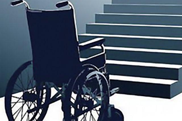Улицы донской столицы остаются недоступной средой для инвалидов.