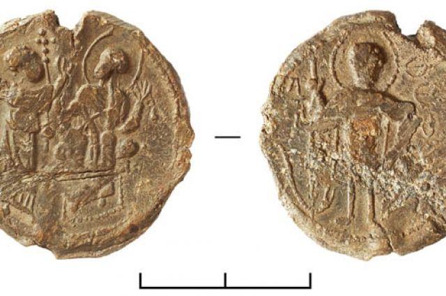 Под Калининградом нашли печать новгородского князя Всеволода Мстиславича.