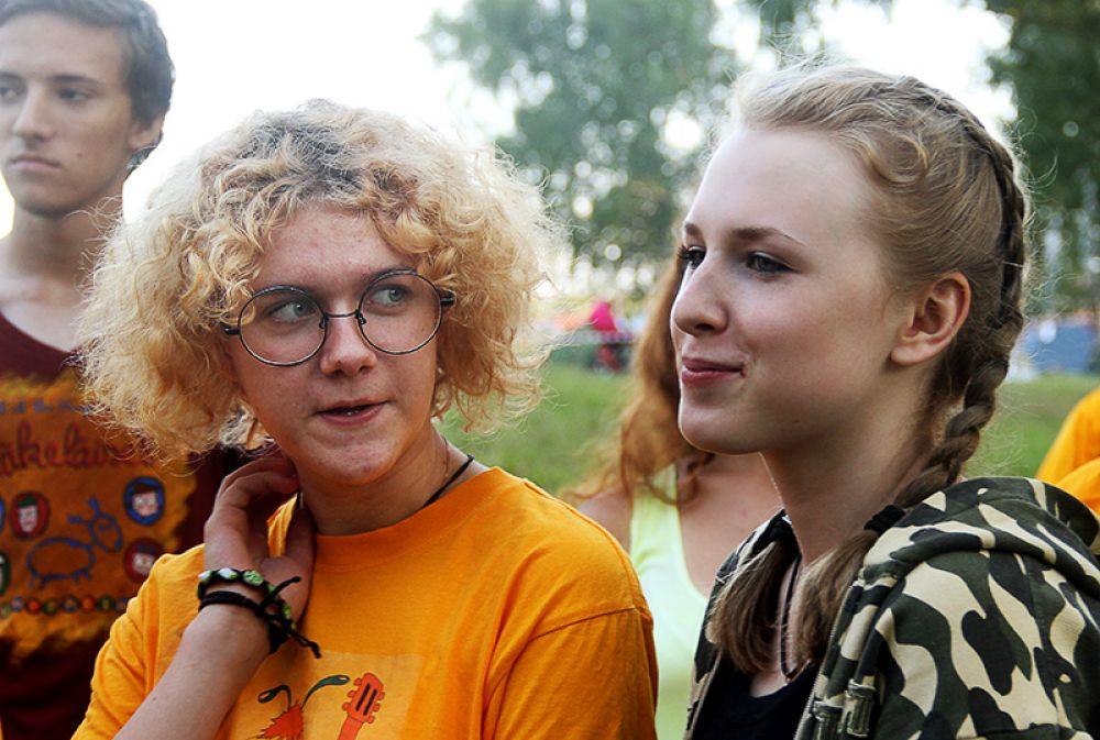 Девушки из Тольятти