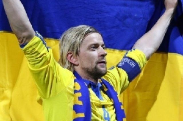 Тимощук объявил озавершении карьеры всборной государства Украины