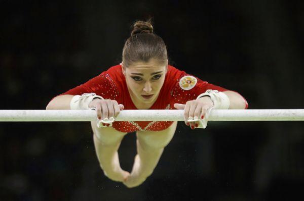 Гимнастка Алия Мустафина принесла России восьмое золото на Олимпиаде.