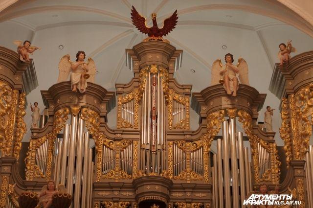 Органная музыка - связь с предками сквозь тысячелетия.