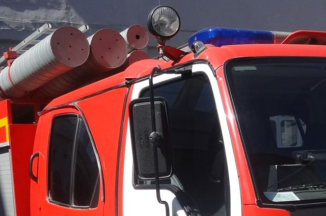 Пациентов тубдиспансера вБрянске эвакуировали из-за угрозы пожара