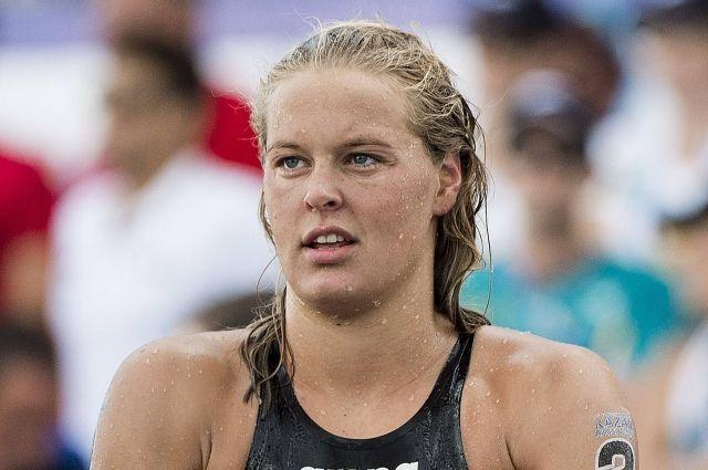 Голландка ван Раувендал выиграла марафон наоткрытой воде