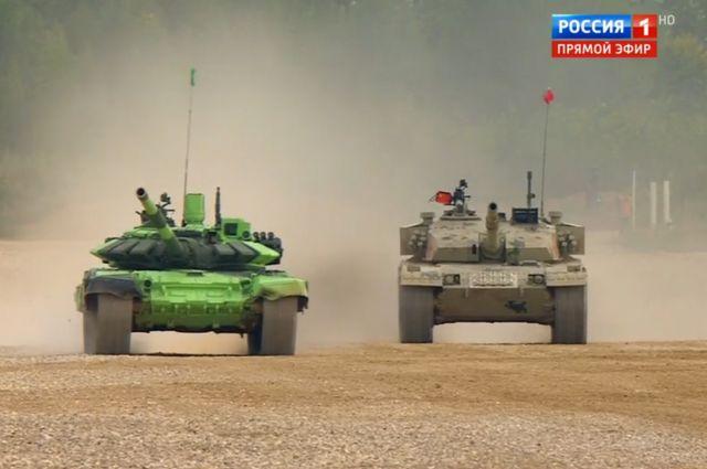Главным соперником для России стал Китай.