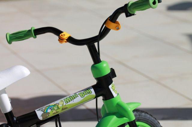 Глазовчанка хитростью украла велосипед у7-летнего школьника