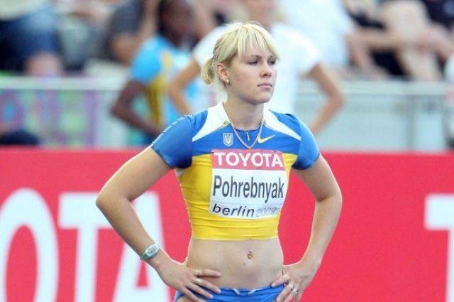 Украинка Погребняк вышла вполуфинал состязаний побегу наОлимпиаде