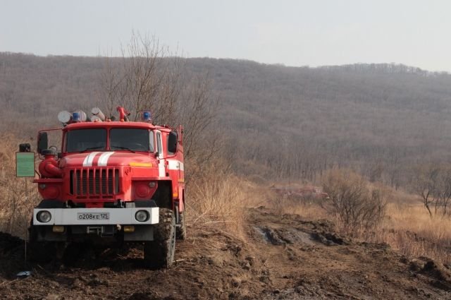 НаКубани снова объявили опожароопасности 5-ого класса