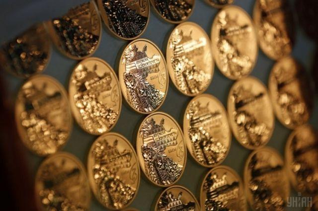 Нацбанк вводит воборот памятные монеты к25 годовщине независимости государства Украины