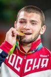 15 августа борец греко-римского стиля Давит Чакветадзе в финале турнира в весовой категории до 85 кг взял золотую медаль.
