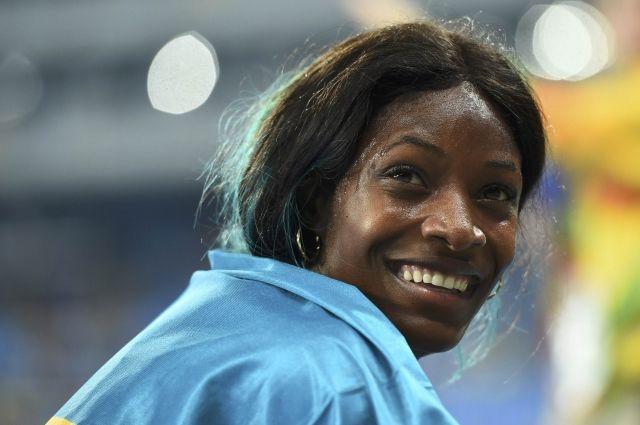 Золото вбеге на400м завоевала представительница Багамских островов Шона Миллер