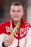 15 августа гимнаст Денис Аблязин стал бронзовым призером в упражнениях на кольцах и взял серебро в опорном прыжке.