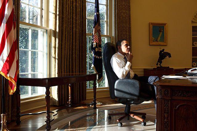 Обама будет собирать деньги накампанию Клинтон