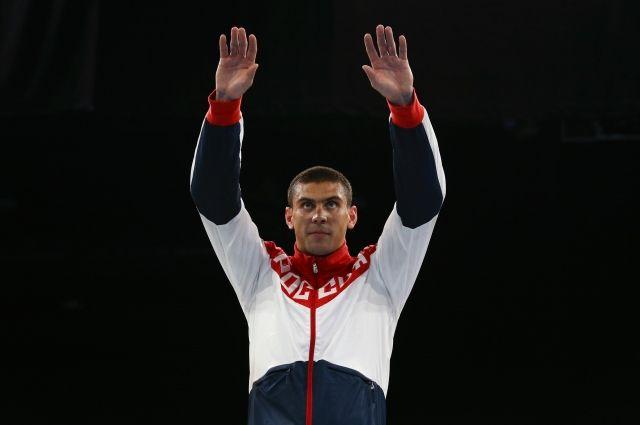Русский боксёр Тищенко стал олимпийским чемпионом вкатегории до91кг