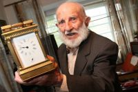 102-летний Отто Фишер стал одним из 23 жертв воров.