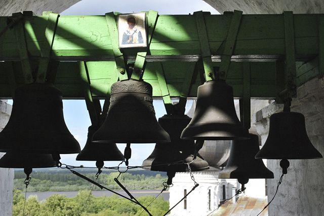 После Божественной Литургии в день Преображения Господа Бога Иисуса Христа, одновременно во всех храмах Красноярской митрополии зазвенят 3 000 колоколов.