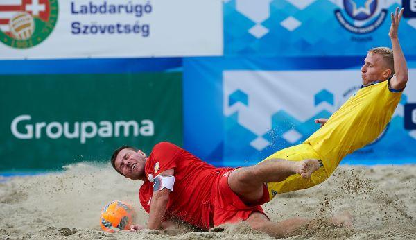 В первом туре 3-го отборочного этапа сборная Украины попала на сборную Польши