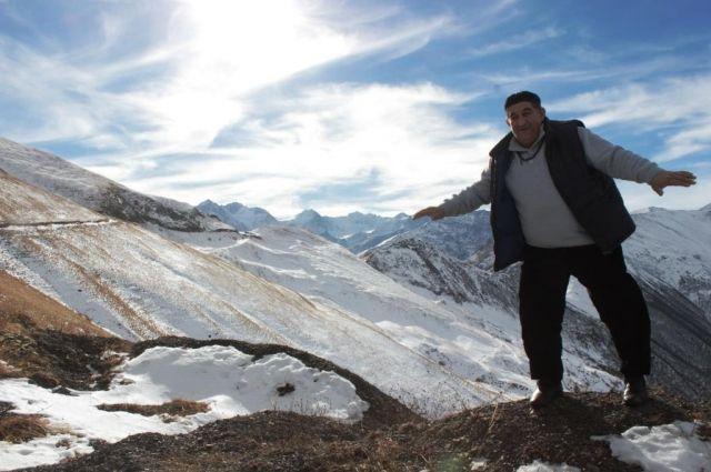 Саид-Эмин Джабраилов считается лучшим гидом в Чечне.