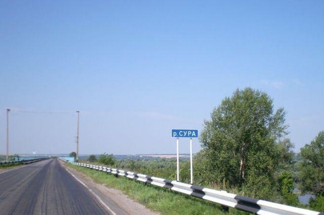 ВПорецком районе отремонтировали обвалившийся мост через Суру