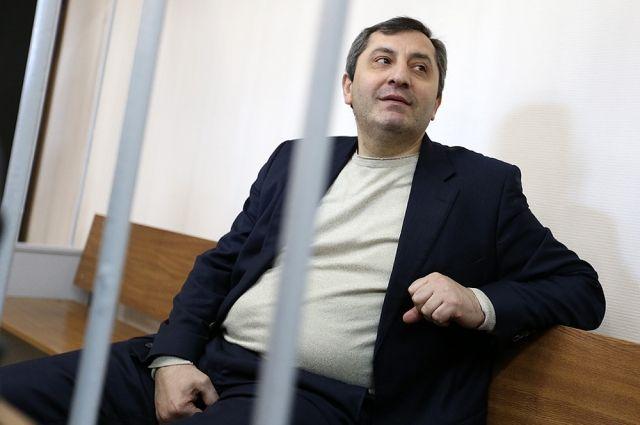 Вердикт бывшему вице-премьеру Дагестана Насрутдинову вступил всилу