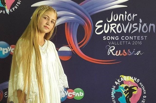 Софья Фисенко изНовомосковска выиграла онлайн-голосование перед «Детским Евровидением»