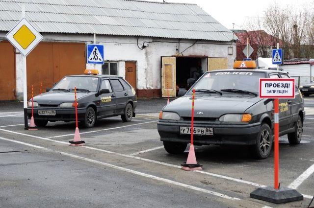 Многие автошколы Красноярского края неготовы обучать поновым правилам— ГИБДД обеспокоена