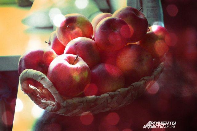 19 августа отмечают Яблочный спас