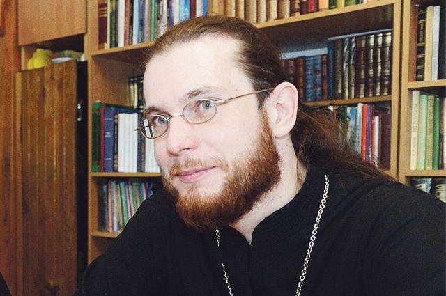 Иерей Дионисий Чибиряев.