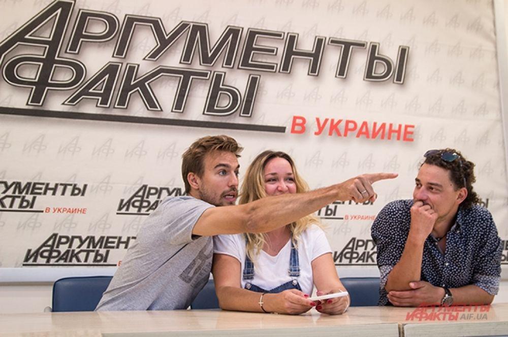 Вот Петр Романов шутит на счет своих впечатлений после всех путешествий
