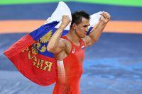 Роман Власов выиграл золотую медаль на Олимпиаде в Бразилии.