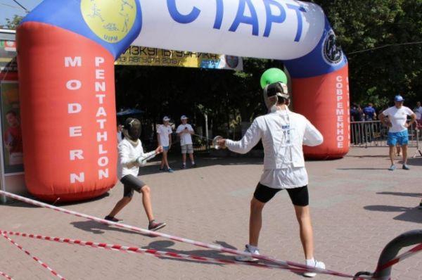Также большим подспорьем в развитии массового спорта на Дону стало внедрение Всероссийского физкультурно-спортивного комплекса ГТО.