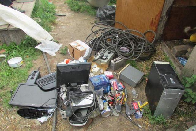 ВНадееве задержали «компьютерного» вора