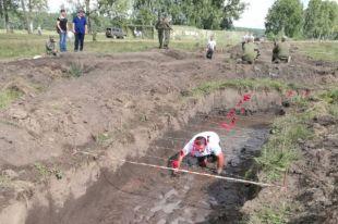 Летняя «Гонка сибиряков» - это 5,5 км пересечённой местности и 24 преграды.
