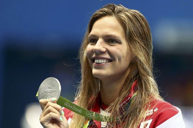 Юлия Ефимова пообещала болельщикам выиграть следующую Олимпиаду