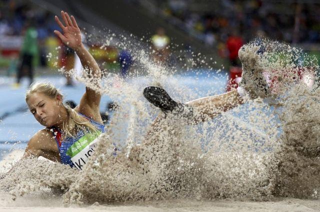 Россиянка Дарья Клишина выступит вквалификации Олимпиады вРио