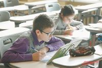 Из 39 тысяч учеников младшей школы более 18 тысяч ребятишек посещают продленку.