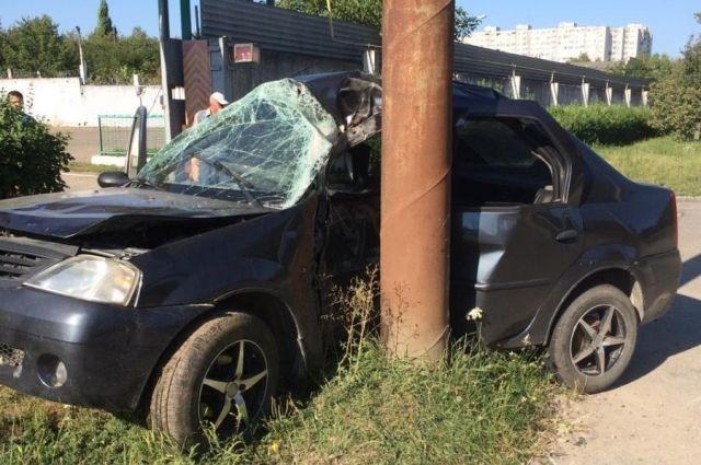 ВСтаврополе вДТП умер шофёр