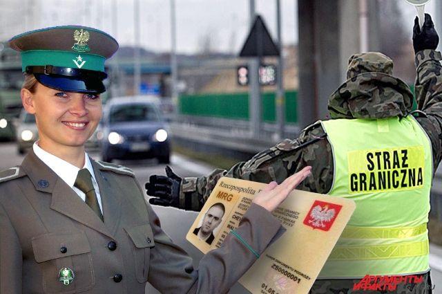 В Польше собирают подписи за восстановление режима МПП с Калининградом.