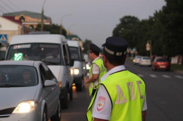 Ввыходные дни вЕвпатории было проведено профилактическое мероприятие «Нетрезвый водитель»