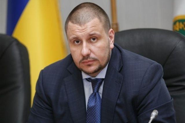 ГПУ вызвала надопрос экс-министра доходов исборов Александра Клименко