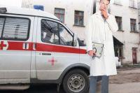 Водитель уехал, не вызвав скорую помощь и ГИБДД.