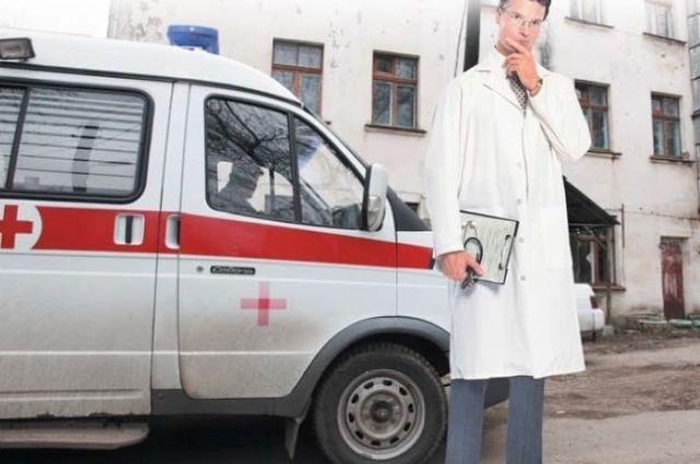 ВКрасноярске шофёр сбил 10-летнюю девочку и исчез сместа ДТП
