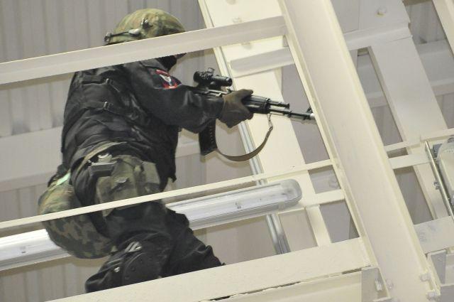 В северной столице закончилась операция ФСБ позахвату боевиков
