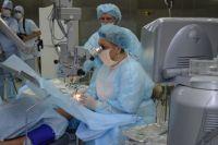 Суперсовременное оборудование сократит срок реабилитации пациента.