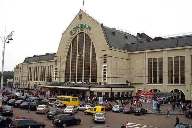 Минирование столичных ж/д вокзалов оказалось ложным