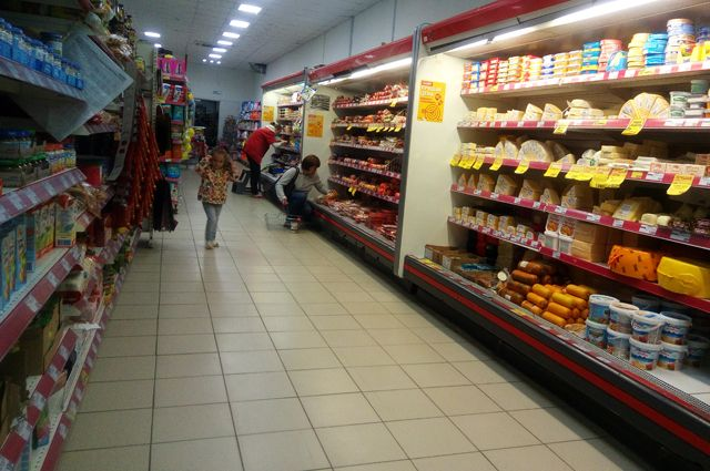 Росстат зафиксировал в РФ нулевую недельную инфляцию