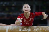 Ангелина оказалась самой «маленькой» в команде спортсменкой: ей недавно исполнилось 16 лет.